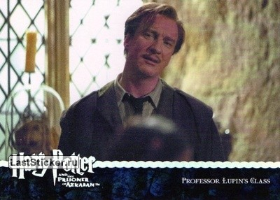 Professor Lupin's Class (Base Cards)