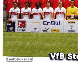 Team Sticker (puzzle) (Vfb Stuttgart)