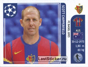 Scott Chipperfield (FC Basel 1893)