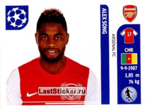 Alex Song (Arsenal FC)