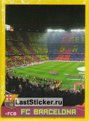 Camp Nou (1 of 2) (FC Barcelona 2011-12)